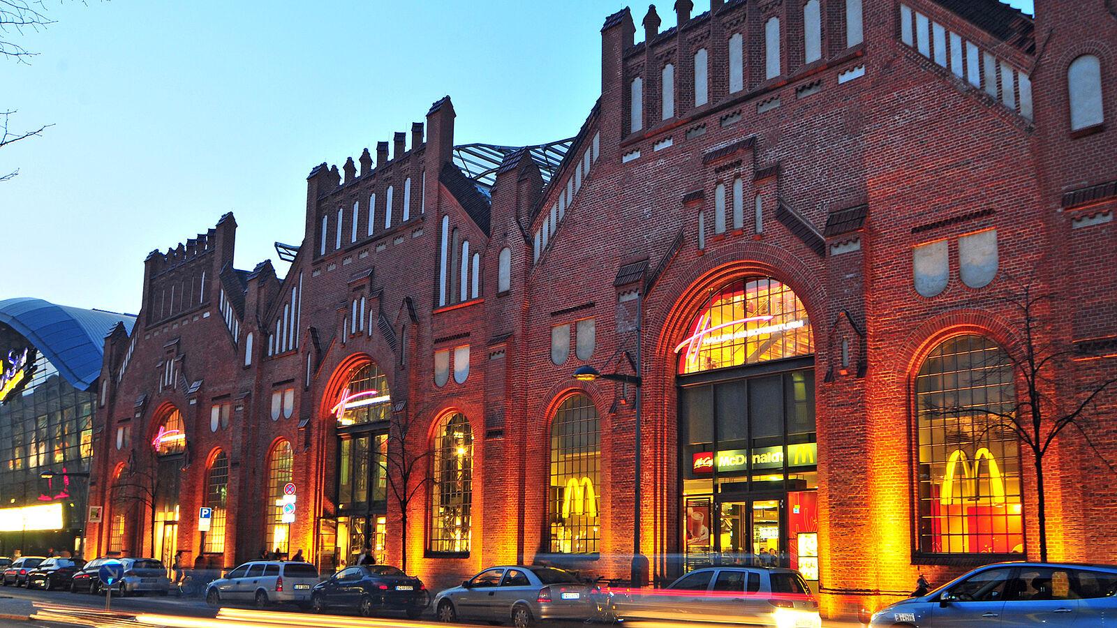 Rund Um Die Uhr Fur Sie Erreichbar Hallen Am Borsigtum Berlin